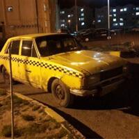 اسقاط تاکسی های فرسوده