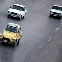 تردد خودروهای فرسوده