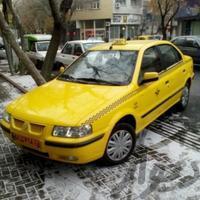 تاکسی دوگانه سوز جایگزین تاکسی فرسوده